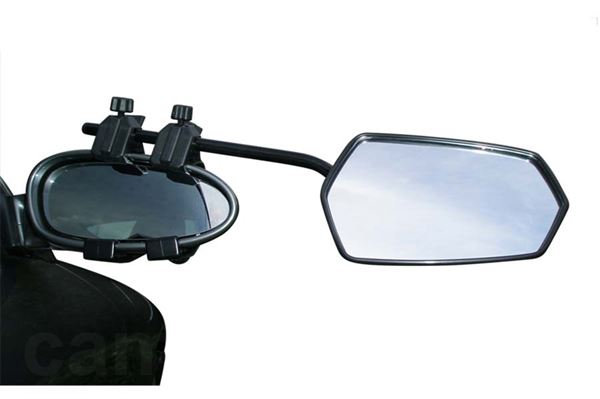 """Spejlarmsæt """"Steady View"""" sæt med 1 plant og 1 konveks spejl"""