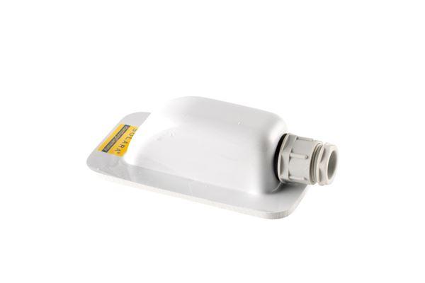 Taggennemføring til kabel til 1 kabel
