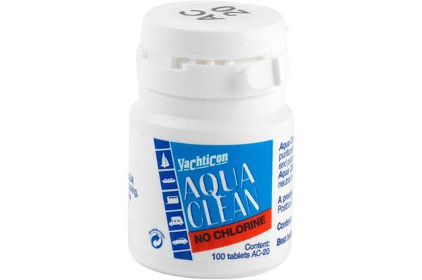 Image of   Aqua Clean AC20 Ã 100 tabletter