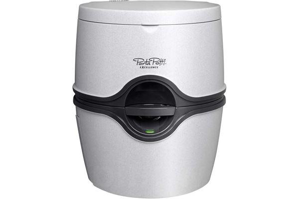 Toilet Thetford Porta Potti Excellence E farve: hvid, med el-pumpe