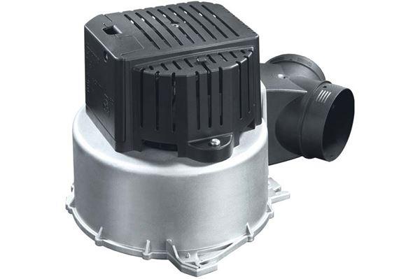 Image of   Blæser 12V TEB-3 S3004/S5004 med integreret betjening og booster