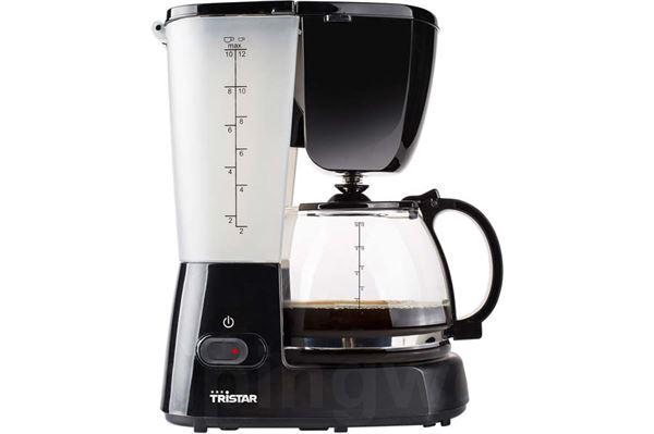 "Kaffemaskine ""Tristar"" 220V 730-870w, 10-12 kopper"
