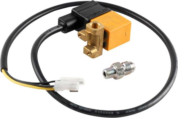 Gasventil  N80+90+112 elektrisk