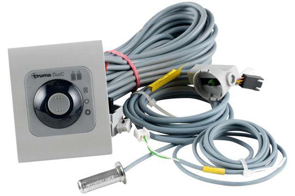 Image of   Fjernvisning til DuoComfort m. eisex og 6 m kabel