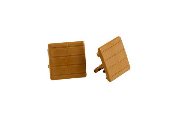 Lås til kassette (2 stk.)