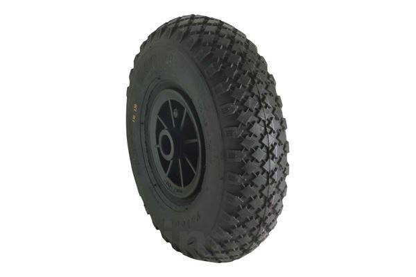 Lufthjul med plastfælg 260x85 mm navbredde: 72 mm ø: 20 mm