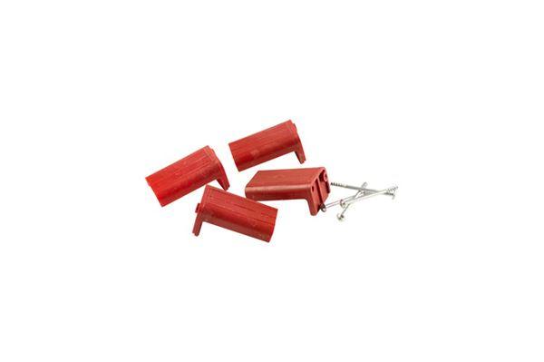 Monteringssæt til Heki 2 tagtykkelse: 53 - 60 mm.