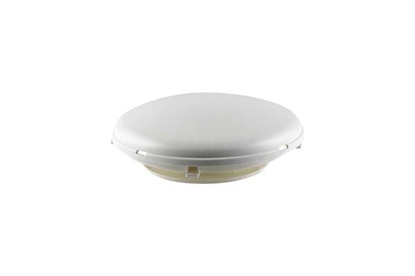 Tagventil plast  Ø: 85 mm