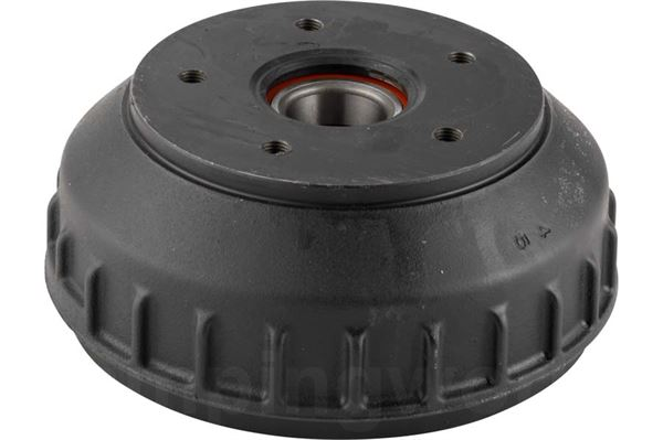 Bremsetromle 112x5 2051 Euro med lejer