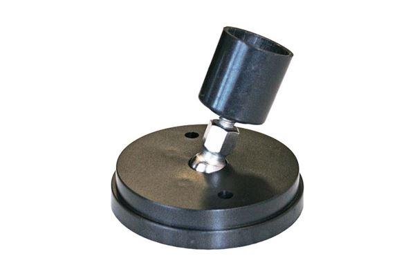 Fod til trappetrin 4 stk., rørdiameter max 25 mm.