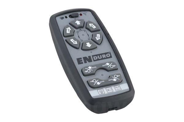 Fjernbetjening Enduro Premium inkl. regulering f. autosteady støtteben