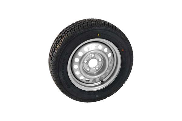 Reservehjul 5 1/2J x 14 185/65R14 fælg 821090 5-huls