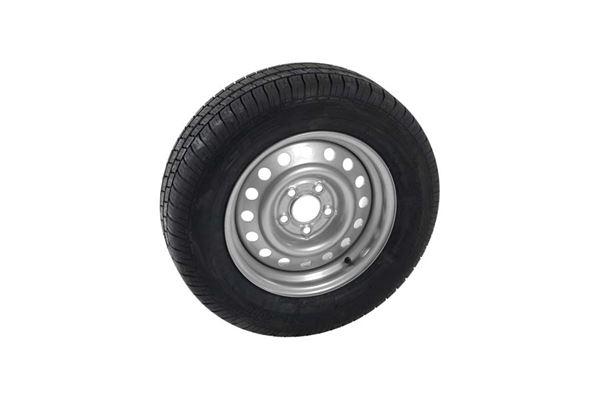 Reservehjul 5 1/2J x 15 195/70R15C fælg 821130 5-huls