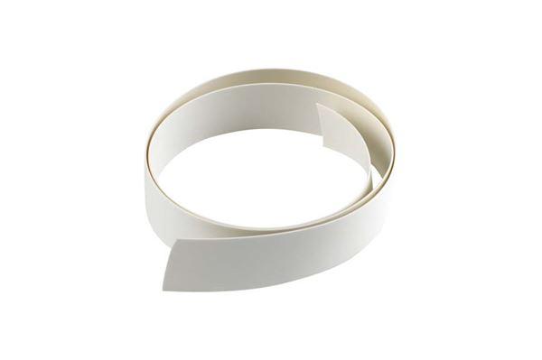 Indlæg 23 mm hvid
