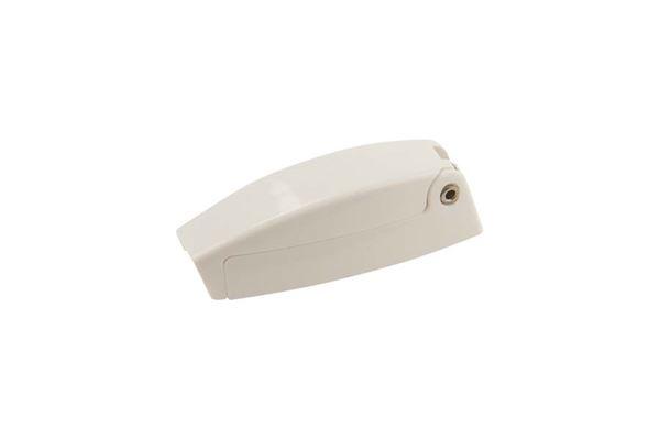 Dørholder hvid  25mm