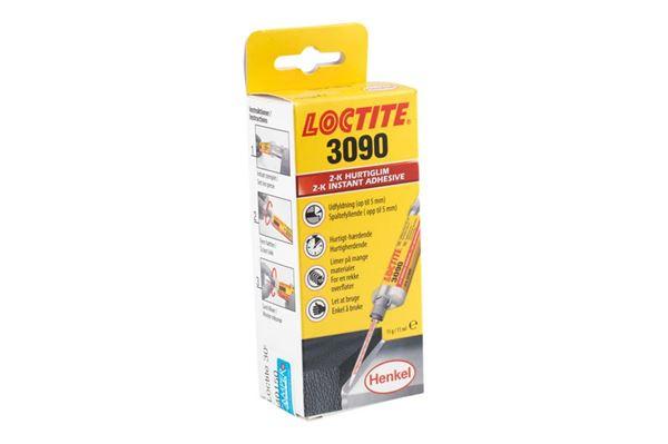 """Lim / klæbemiddel  """"Loctite 3090"""""""