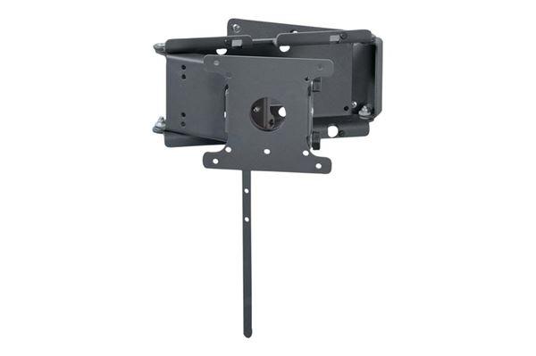 """Image of   Beslag til fladskærm """"Sky Basic 2"""" armlængde: 122x210 mm. inkl. lås"""