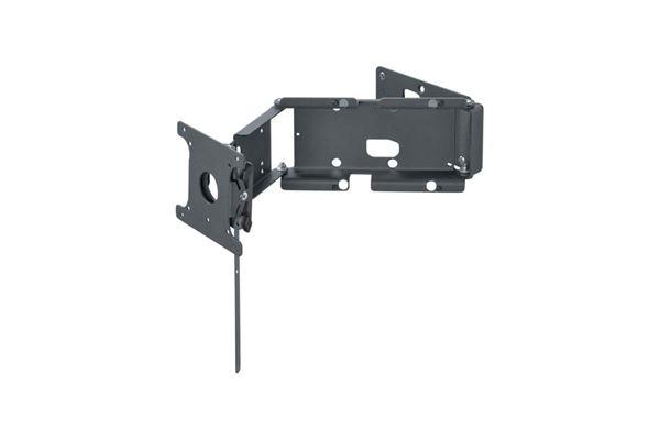 """Image of   Beslag til fladskærm """"Sky Basic XL"""" armlængde: 274x186 mm. inkl. lås"""