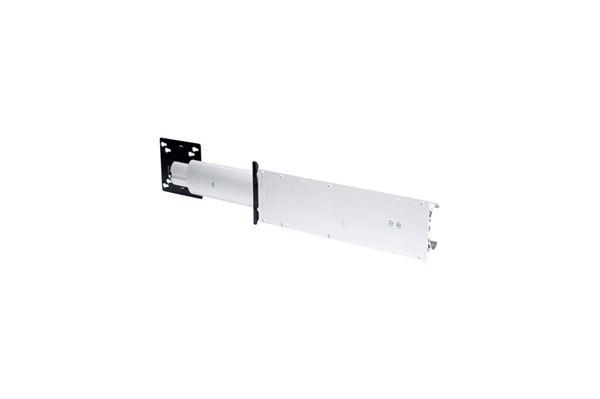 """Image of   Beslag til fladskærm med udtræk, alu. op til 19"""" skærme og max 12 kg."""