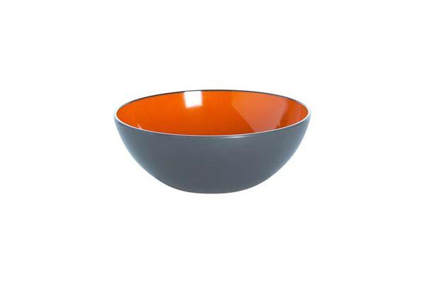 "Image of   Müsliskål ""Gimex Grey Orange"""