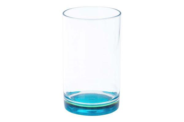 """Drikkeglas """"Gimex"""" farve: turkis"""
