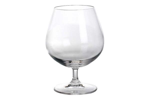 """Image of   Cognacglas 15 cl. """"Gimex"""" polycarbonate, sæt med 2 stk."""