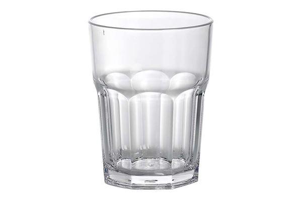 "Drikkeglas 30 cl. ""Gimex Caipi-Latte"" polycarbonate"