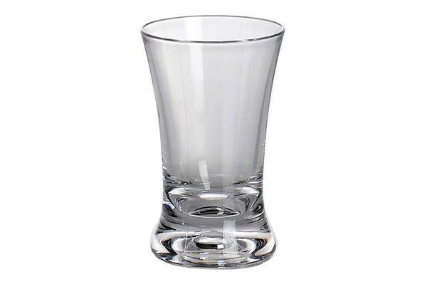 Snapseglas 4 stk. polycarbonat