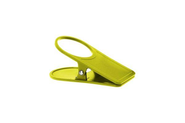 """Kopholder """"Clip On"""" farve: lemon green"""