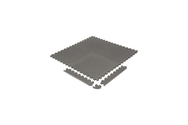 "Gulvflise ""EVA"" 50 x 50 cm. pakke med 4 stk. (1m2)"