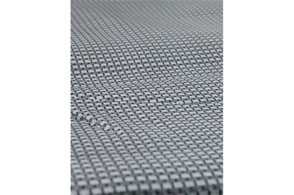Tæppe 500 x 250 cm farve: grå, 500 g. pvc