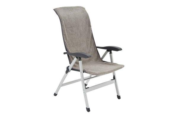 Håndklæde til stol farve: grå