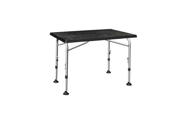 """Campingbord """"Westfield SuperB"""" mål: 100 x 68 cm. med mørkegrå bordplade"""
