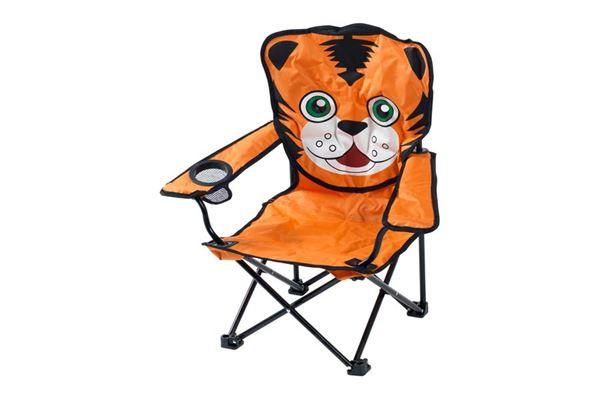 """Foldestol, børnemodel """"Tiger"""""""