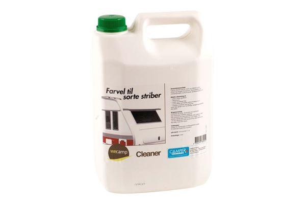 """Rengøringsmiddel """"wecamp cleaner"""" 5 l. effektiv mod sorte striber og alger"""
