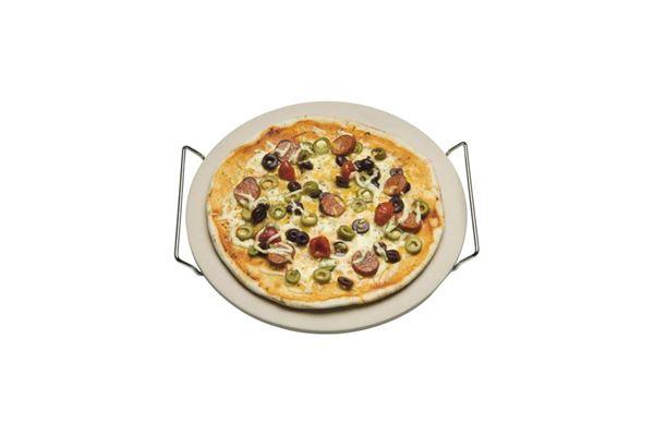 Pizzasten anvendes med carri chef 1 & 2