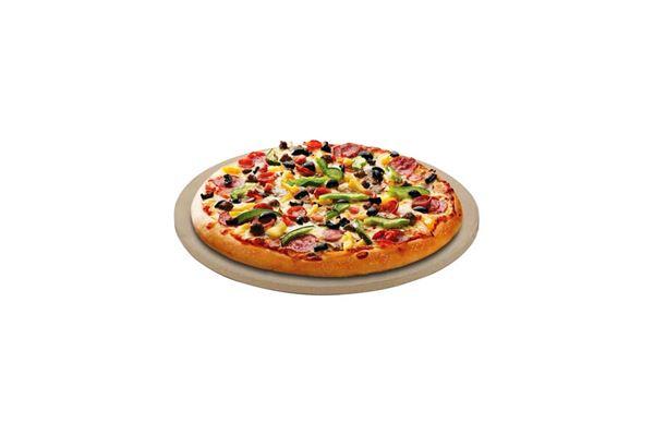 Pizzasten  anvendes med safari chef  mkii