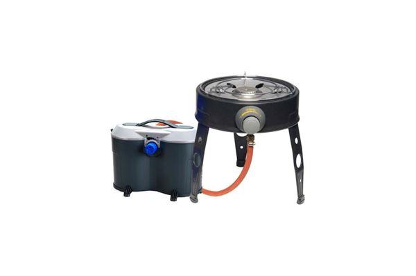 "Gasdåseadapter ""Dual Pack Adapter"" til 2 stk. gåsdåse (300/445/500 g.)"