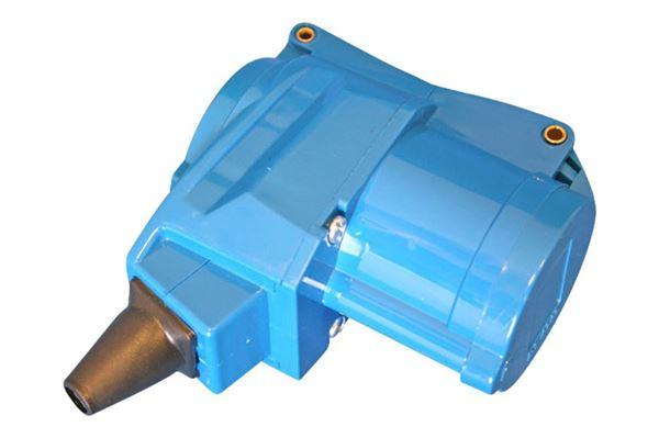 Image of   230 V vinkelstik med stikdåse