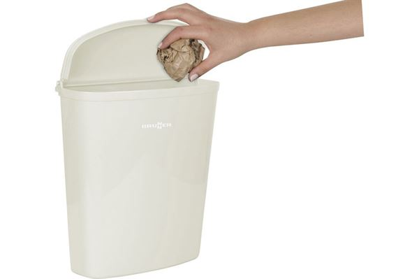 Affaldsspand til ophængning