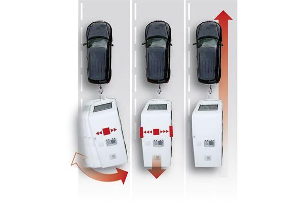 Image of   AL-KO ATC trailer kontrol til caravans med enkel aksel