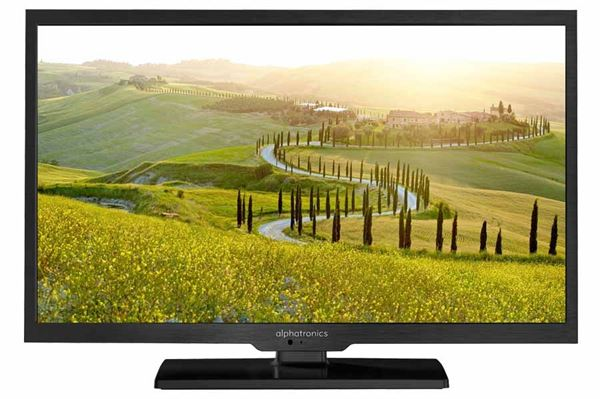 "Alphatronics SL-24DSB IH LED - 24"" TV"