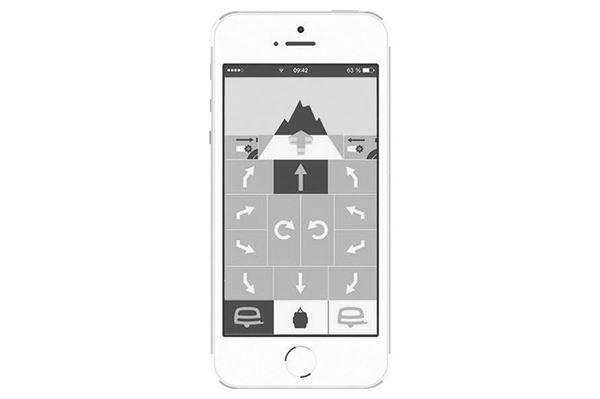 App-fjernbetjening, Easydriver.