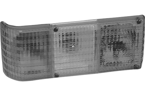 Image of   Baglygte Jokon, venstre med tågelygte, 305 x 130 mm