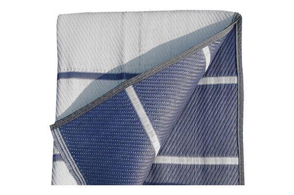 Balmat vendbart tæppe