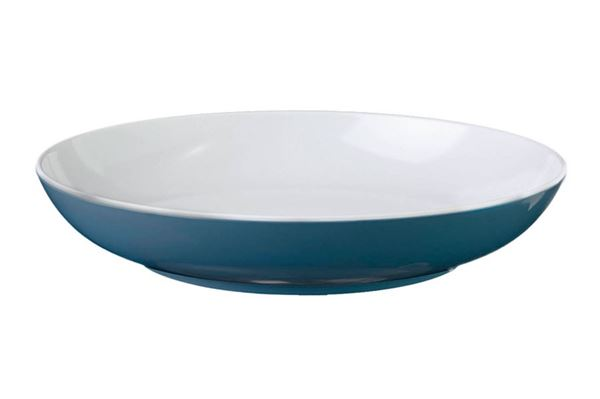 Image of   Blå Spectrum dyb tallerken, mørkeblå