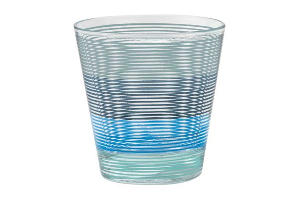 Image of   Blå Spectrum glas