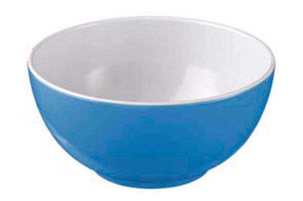 Image of   Blå Spectrum lille skål, aquablå