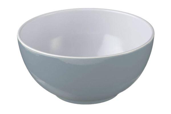 Image of   Blå Spectrum lille skål, grå
