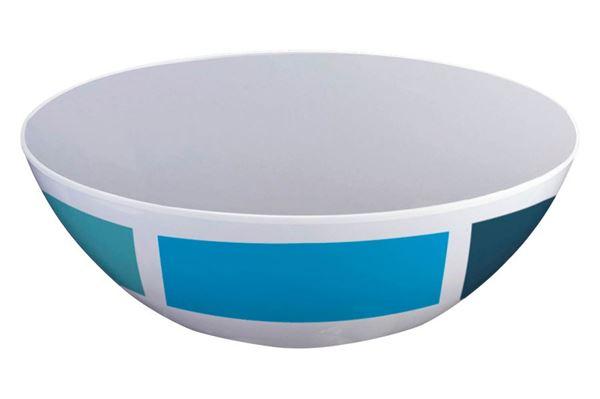 Image of   Blå Spectrum salatskål